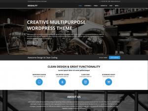 Бесплатные шаблоны WordPress для создания интернет-магазина плагином Woocommerce