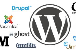 Существует ли альтернатива для WordPress? Обзор 6 платформ конкурентов