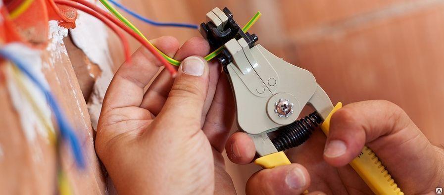 Монтаж электрического кабеля