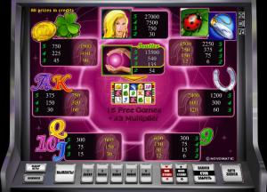 Игровой автомат Lucky Lady's Charm - великолепные призы и бонусы только в казино Вулкан