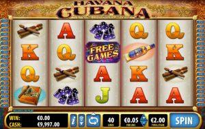 Игровой автомат Havana Cubana - очень щедрый онлайн слот в Вулкан казино