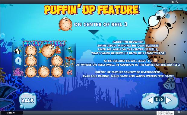 Игровой автомат Wacky Waters - щедрые онлайн слоты скачать на ПК и смартфон