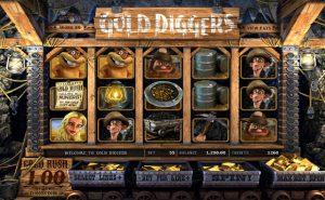 Крупные выигрыши в слоте Gold Diggers на Азино777 - официальный сайт