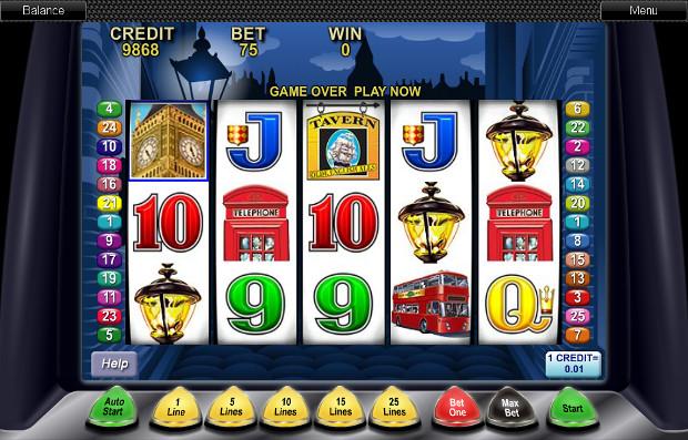 Игровой автомат Big Ben - лицензированные слоты на официальный сайт Вулкан Платинум