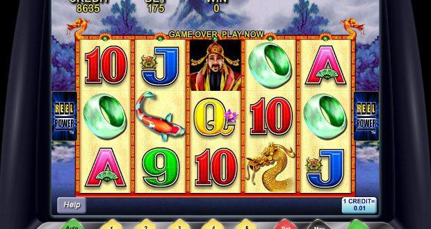 Игровой автомат Choy Sun Doa - играйте и получайте в казино Вулкан Вегас бонус