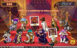 Игровой автомат Diamond Dogs - щедрые NetEnt слоты в казино Вулкан Гранд