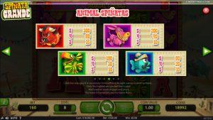 Игровой автомат Spinata Grande - в Вулкан казино играй в слот бесплатно