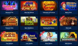 Лучшие игровые автоматы доступны в онлайн казино Вулкан 24 часа в сутки