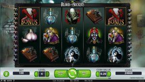 Игровой автомат Blood Suckers - выиграй в слоте часто в онлайн казино GMSDeluxe