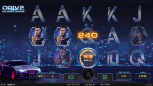 Игровой автомат Drive: Multiplier Mayhem - играй на деньги онлайн в аппараты от NetEnt