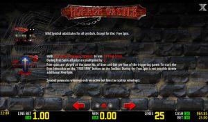 Игровой автомат Horror Castle - выиграй много и часто в Вулкан Старс онлайн казино