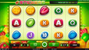 Игровой автомат Stickers - играй в однорукие бандиты без регистрации в Фараон казино