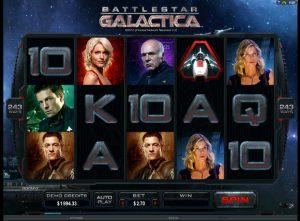 Игровой автомат Battlestar Galactica - играть на официальный сайт Вулкан казино