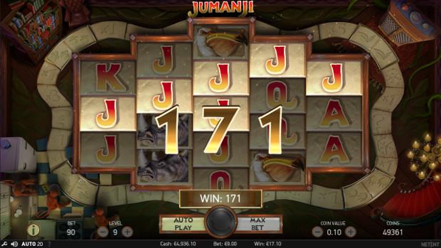 Игровой автомат Jumanji - играть онлайн в выгодные слоты от NetEnt