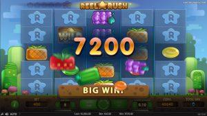 Игровой автомат Reel Rush - сорви джекпот в казино Азино 777