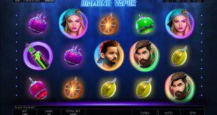 Слот Diamond Vapor - играть в казино Вулкан onlinevulkanklub.com